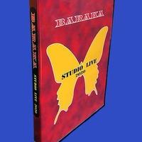 DVD: BARAKA STUDIO LIVE 2020