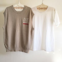ワッフルベスト&Tシャツ2点セット