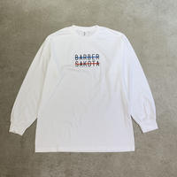 BARBER SAKOTA  LS  T-Shirts