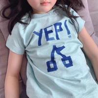 ★ブルーチェリーTシャツ★