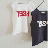 ★1984ノースリーブ★2カラー
