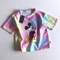 ★タイダイミッキーTシャツ★2カラー(Disney公式商品)