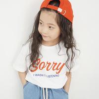 ★Sorry Tシャツ★2カラー