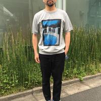 永井氏コラボTシャツ(リブ付き)