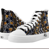 Japanesque HIGH TOP SHOES