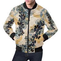 Man's Bomber Jacket