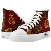SAMURAI SHOGUN ISHIDA HIGH TOP SHOES