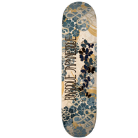 Cherry blossoms and butterfly Skateboard TRUCK & WHEEL SET