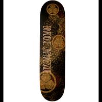 Samurai Shogun Tokugawa Skateboard