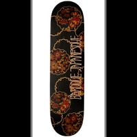 Flower and Butterfly  Skateboard TRUCK & WHEEL SET