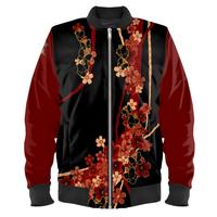 Sakura Ladies Bomber Jacket