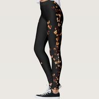 Flower and Butterfly leggings