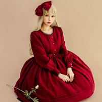 [Baroque] PIETA ラビニアビックリボンヘアピン 【ご予約商品】
