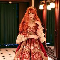 Repose of Queen ~女王の安息所~  コロネーションドレス ※予約限定商品※【ご予約商品】