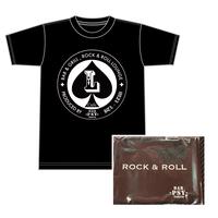 L -Cafe-Tシャツ(ブラック)&PSYマスク(WEB限定価格)