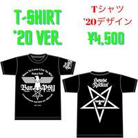Tシャツ '20デザイン