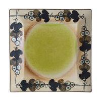 ぶどうの輪 角皿(中)