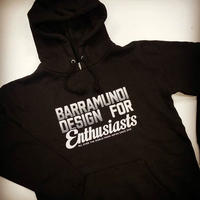BMD フーディ Barramundi design forEnthusiasts
