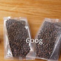 【BBコース コーヒー豆のみ】コーヒー豆600g定期便※コーヒー豆を1ヶ月毎にお届け