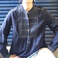 ヴィンテージ  フロント ピンタック ドレスシャツ