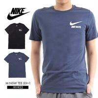 NikeメンズTシャツ(ネイビーブルー)
