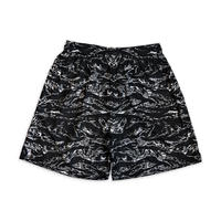 BLACK TIGER CAMO SHORTS