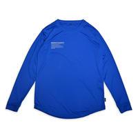 MANIFESTO LONG T-SHIRT / BLUE