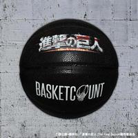 進撃の巨人 x BASKETCOUNT BASKETBALL