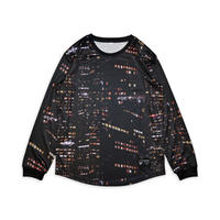 NIGHT VIEW LONG T-SHIRT