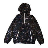 NIGHT VIEW WIND HOODIE