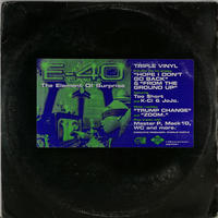 E-40 // The Element Of Surprise // WE030D