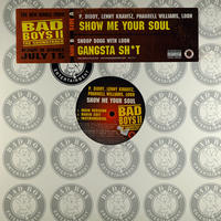 P. Diddy / Lenny / Pharrell / Loon / Snoop Dogg // Show Me Your Soul / Gangsta Sh*t // HP007A
