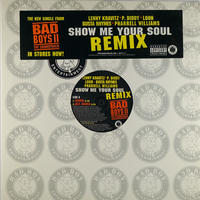 P.Diddy // Show Me Your Soul Remix // HP016A