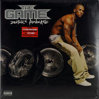 The Game - Doctor's Advocate (LP)