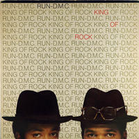 Run-D.M.C // King Of Rock // HR017B