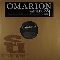 Omarion // Sampler 21 // RO005A