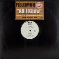 Field Mob // All I Know // HF009A