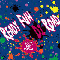 SKY GREEN // READY FUH DI ROAD - Soca Mix Vol.3 & Vol.4 // ECD020