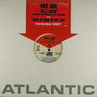 Fat Joe // All I Need // HF001A