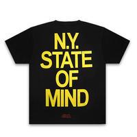 NAS Tシャツ -N.Y State Of Mind / BLACK-