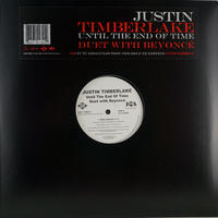 Justin Timberlake // Until The End Of Time // RJ011A
