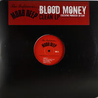 Mobb Deep // Blood Money Clean EP // HM043A