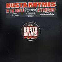 Busta Rhymes // In The Ghetto // HB035A
