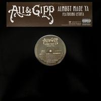 Ali & Gipp // Almost Made Ya // HA002A