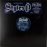 Styles P // Who Want A Problem // HS022A
