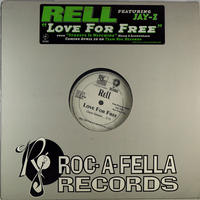 Rell // Love For  Free // RR001A