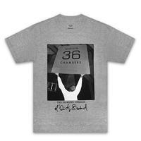 DIAMOND SUPPLY CO. × ODB Tシャツ -CHAMBERS TEE / GREY-