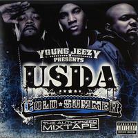 YOUNG JEEZY presents U.S.D.A. // COLD SUMMER (LP) // HU013B