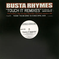 Busta Rhymes // Touch It Remixes // HB036A