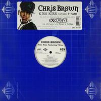 Chris Brown Featuring T-Pain // Kiss Kiss // RC025A